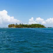 [Guadeloupe] La plage de la Datcha et l'îlet du Gosier